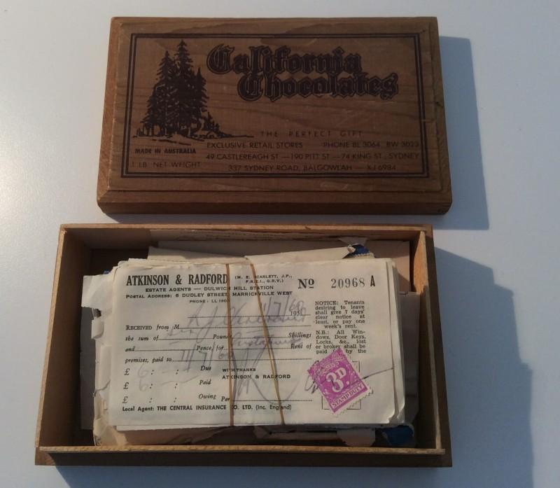California plus receipts (2)